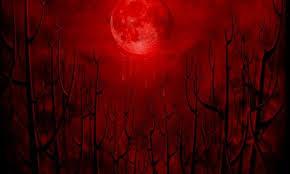 фото кровавая луна