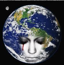 земля плачет