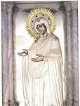 iCA696660 Чудотворная икона Богородицы